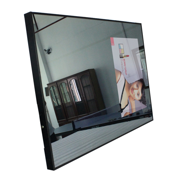 1000mmx700mm mgic mirror 22 inch lcd screen advertising mirror supplier high quality ad - Mirror screen ...