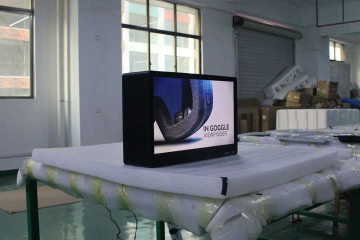 Capacitive Touch Screen LCD Monitor